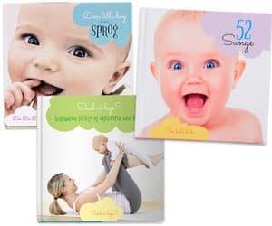 Gratis bøger til baby