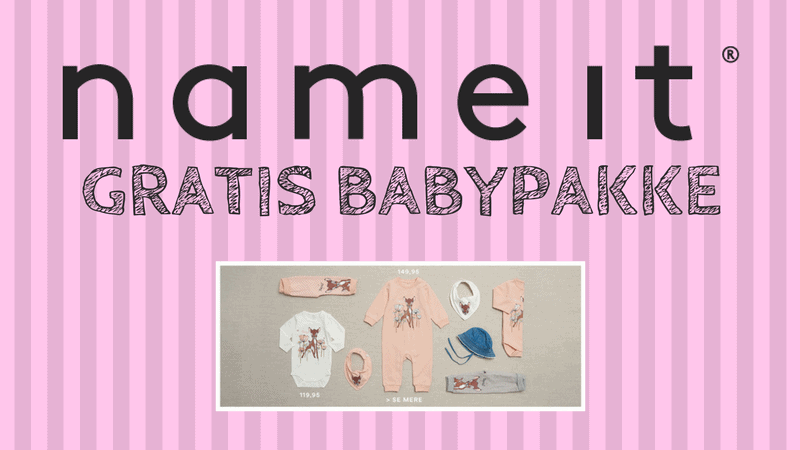 Name it babypakke gratis