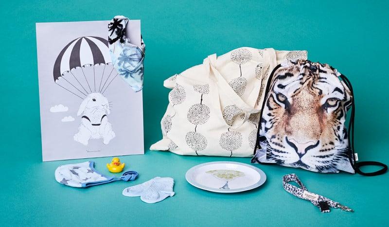 Salling babypakke gratis