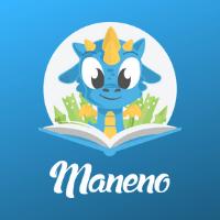 Maneno lydbøger og e-bøger børn