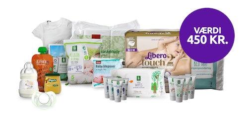 Coop babypakke 1 gratis