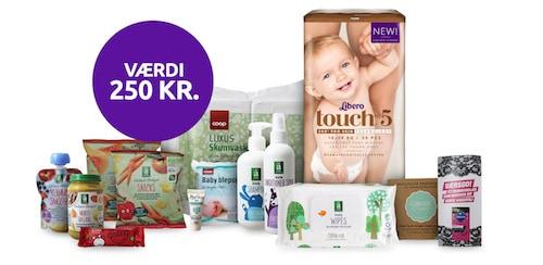 Coop babypakke 2 gratis