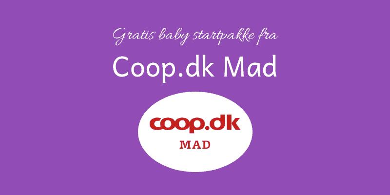 Coop.dk Mad gratis baby startpakke