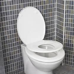 Toiletbræt til familien